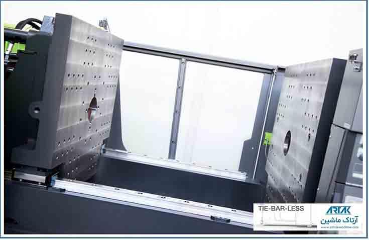 آرتاک ماشین-دستگاه های تزریق بدون تایبار-دستگاه تزریق پلاستیک